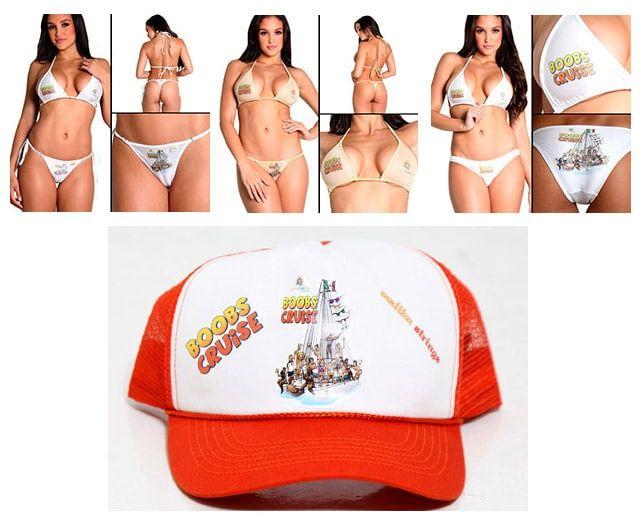 Boobs Cruise Bikini