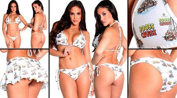 Cancun Boobs Cruise Bikini