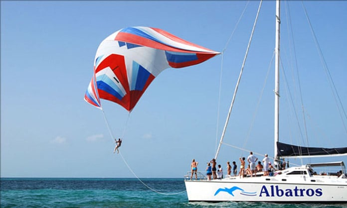 Cancun Catamaran Tour