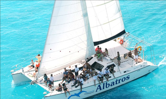 Cancun Catamaran Tours