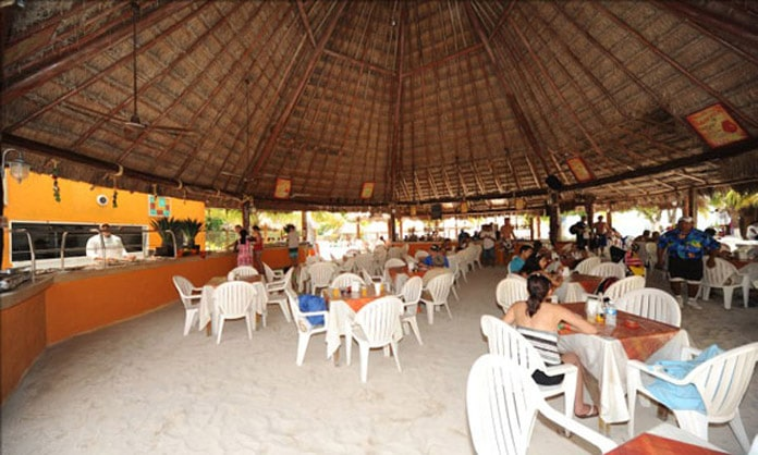 Cancun Catamarans Beach Club
