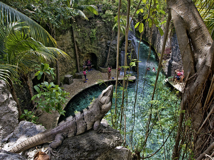 Cancun Tours Xcaret