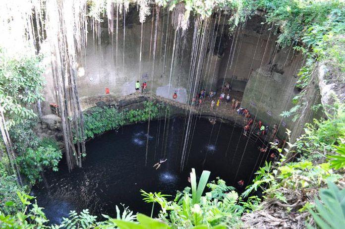 Chichen Itza Tour Cenote