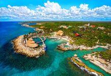 Xcaret Tours Aerial
