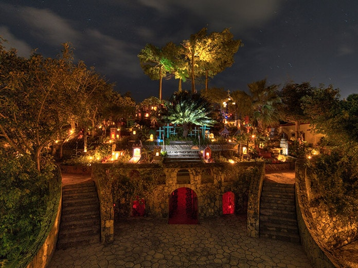 Xcaret Tours at Night