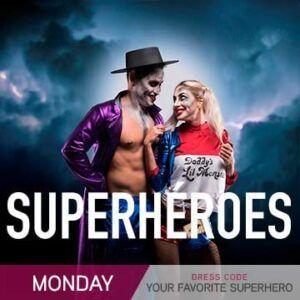 Temptation Theme Nights: Superhero