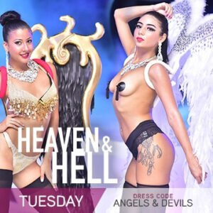 Temptation Theme Nights: Heaven and Hell