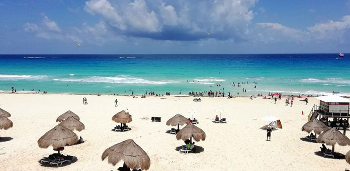 Cancun Weather in March