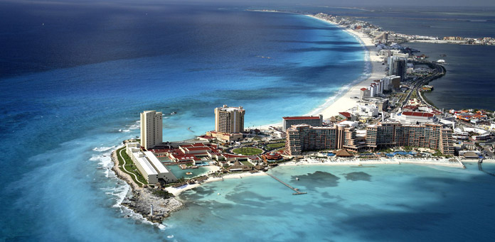Cancun Weather in January 1