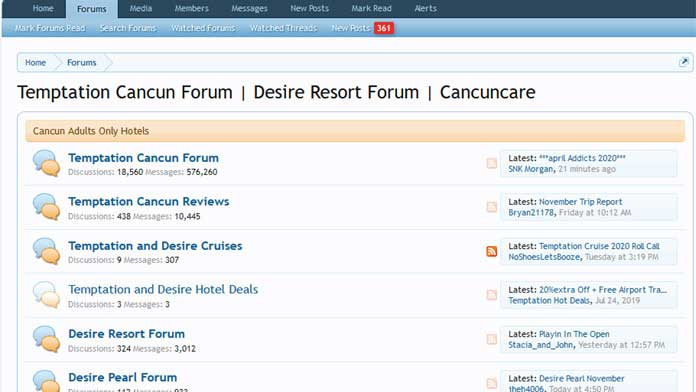 Cancun Forum