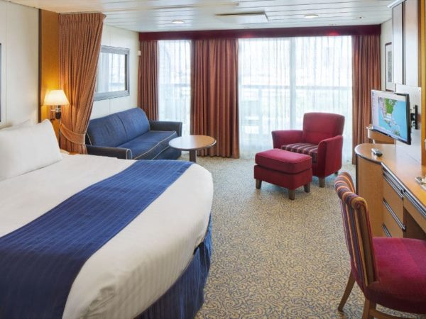 Junior Suite Stateroom