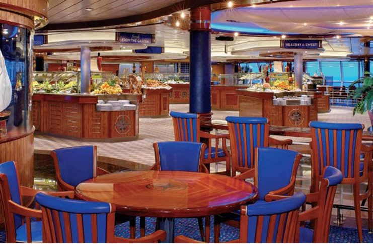 Temptation Cruise Dining