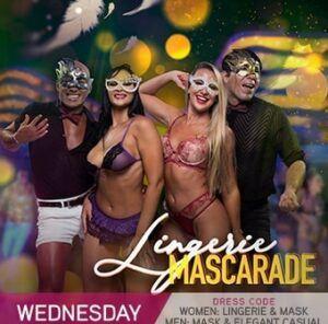 Temptation Cancun Theme Nights - Wednesday