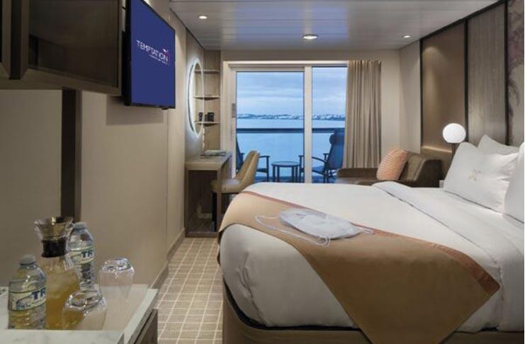 Aqua Class Stateroom Temptation Caribbean Cruise