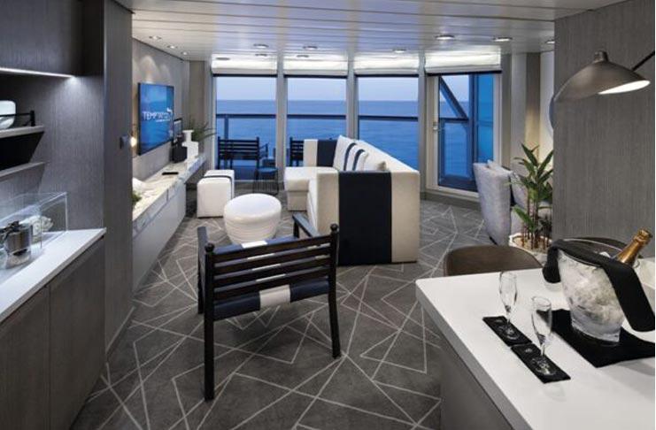 Royal Suite Temptation Caribbean Cruise