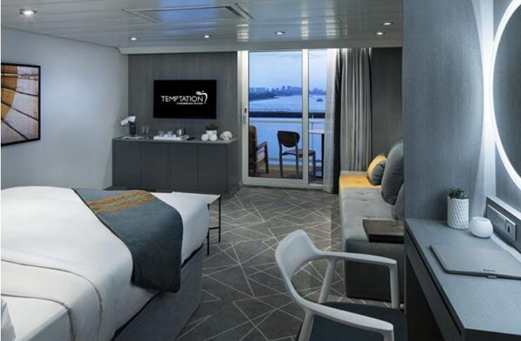 Sky Suite Temptation Caribbean Cruise