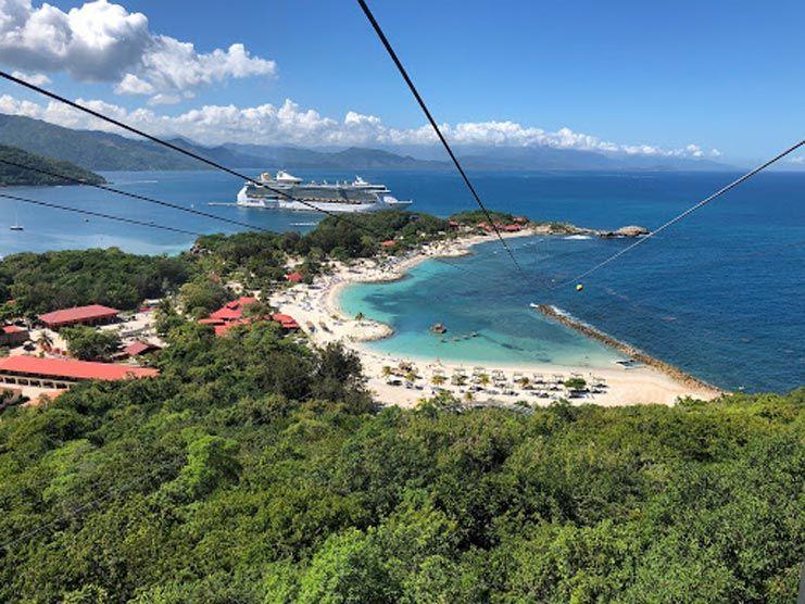 Labadee Haiti - Temptation Caribbean Cruise Port of Call