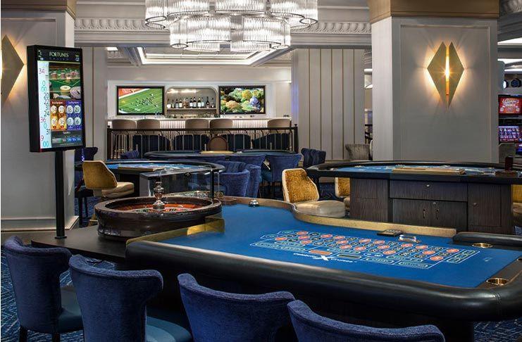 Temptation Cruise Casino